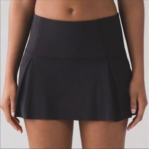 Lululemon Lost In Pace Skirt Size 6T